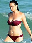 Jessica Sutta big breasts in a little bikini
