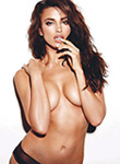 Irina Shayk topless and hot for esquire