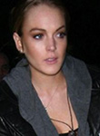 Lindsay Lohan looks ugly after party