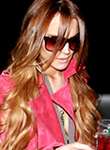 Lindsay Lohan girlfriend got big muscles