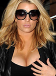Jessica Simpson is queen of cleavage