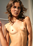 Public nudity with a young girl who is just out of school and looking for something exciting