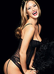 Sexy Bar Rafaeli big breasts in lingerie