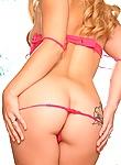 Tiny Blonde Melanie Jayne Getting Pink Gash Crammed