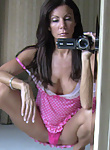 Danielle Staub a Real Life Housewife of New Jersey in her own sex tape